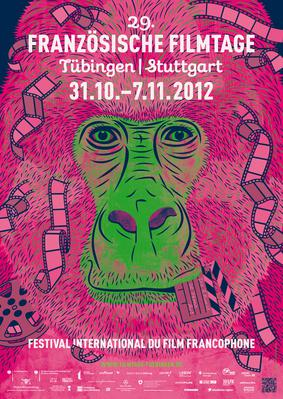 Festival Internacional de Cine Francófono de Tubinga | Stuttgart - 2012