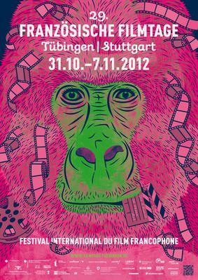 Festival Internacional de Cine Francófono de Tübingen | Stuttgart - 2012