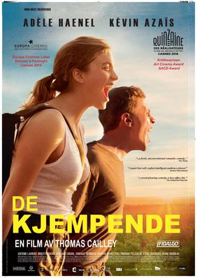 Les Combattants - Poster - Norway