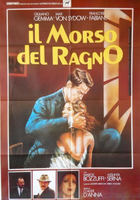 Le Cercle des passions - Poster Italie