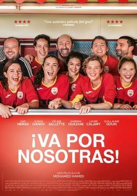¡Va por nosotras! - Spain