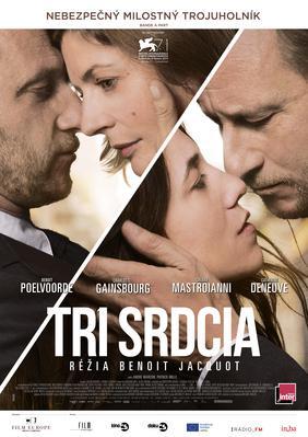 3 Corazones - poster - Slovakia
