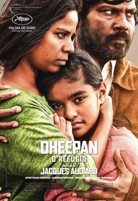 Dheepan - Poster - Brazil