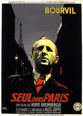 Alone in Paris