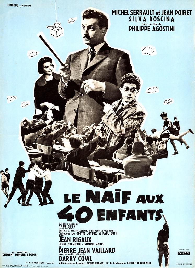Le Naïf aux 40 enfants