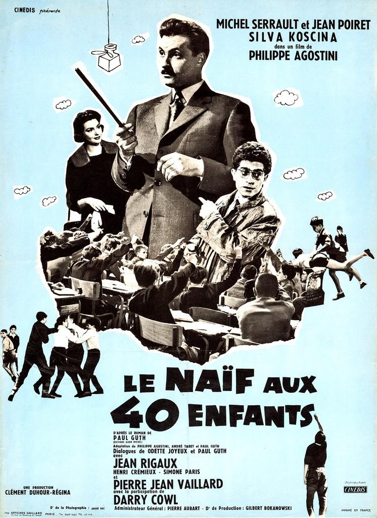 the innocent with 40 children 1958 unifrance films