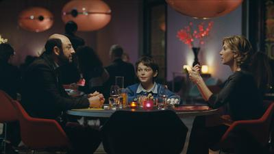 Gaspard Meier-Chaurand - © Jean-Marie Marion – Pathé Production – Arcadia – Eskwad – M6 Films