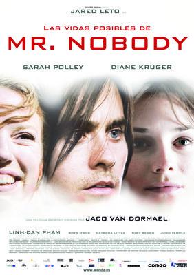 Mr. Nobody - Affiche Espagne