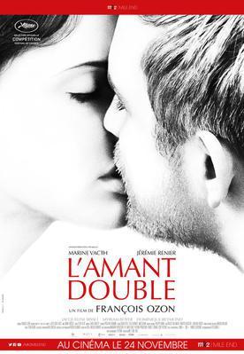 El Amante doble - Poster - Quebec