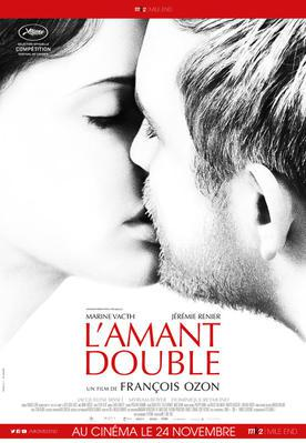 L'Amant double - Poster - Quebec