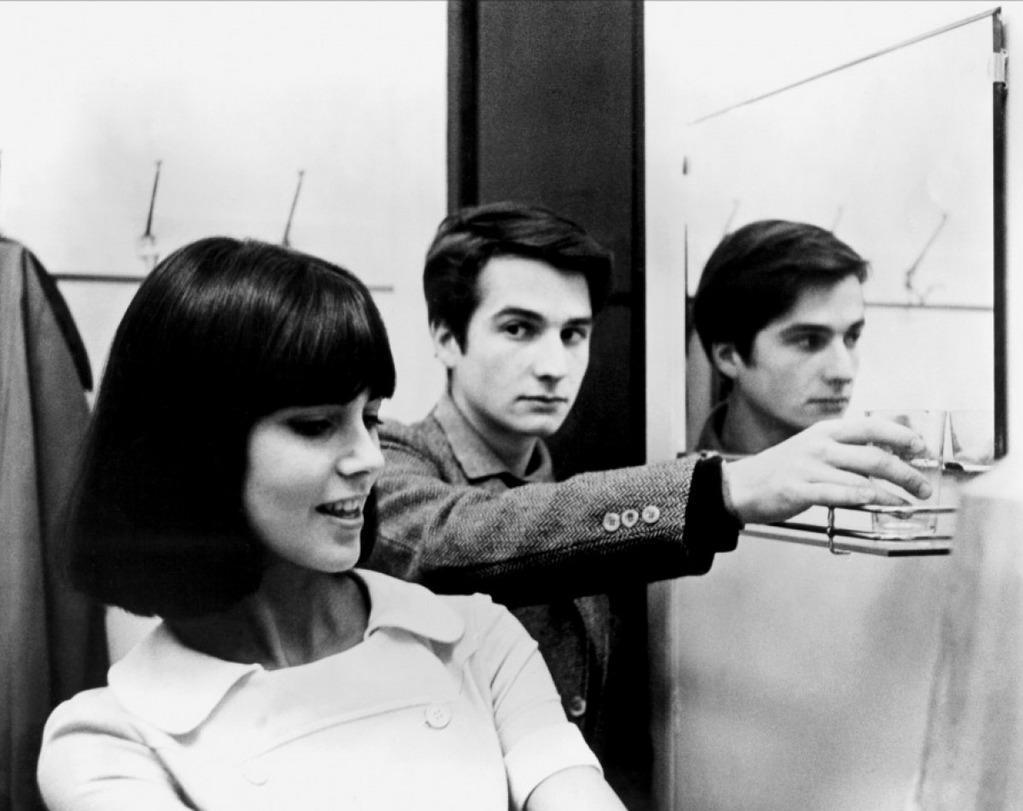 Masculin  F U00e9minin De Jean-luc Godard  1966