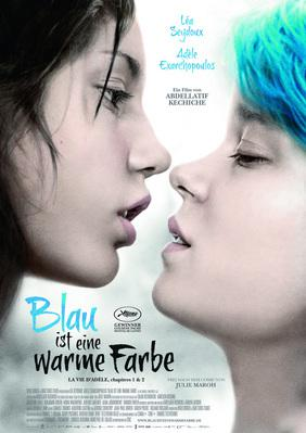 Blue is the Warmest Color - Poster - Germany