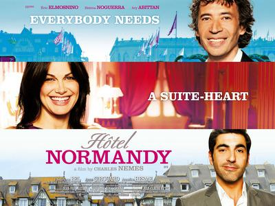Hotel Normandy - Poster - The United Kingdom