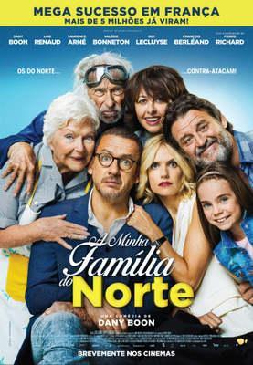 Mi familia del norte - Poster - Portugal