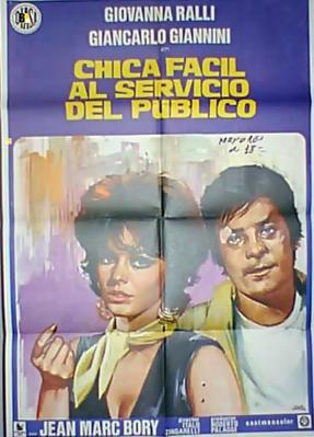 Prostitution Italian Style - Poster - Spain