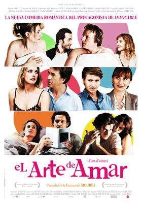 The Art of Love - Poster - Espagne