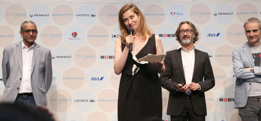Review of the French Film Festival in Japan