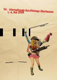 Festival Internacional de Cortometrajes de Oberhausen - 2008