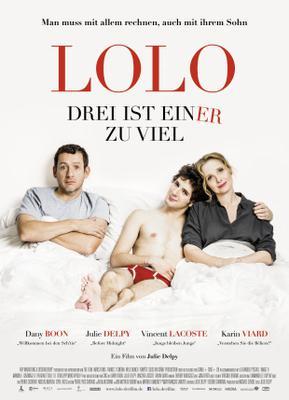 Lolo, el hijo de mi novia - Poster - Germany
