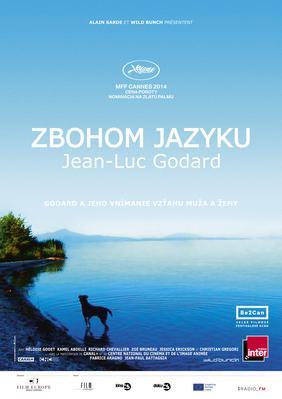 Adieu au langage - Poster - Slovakia