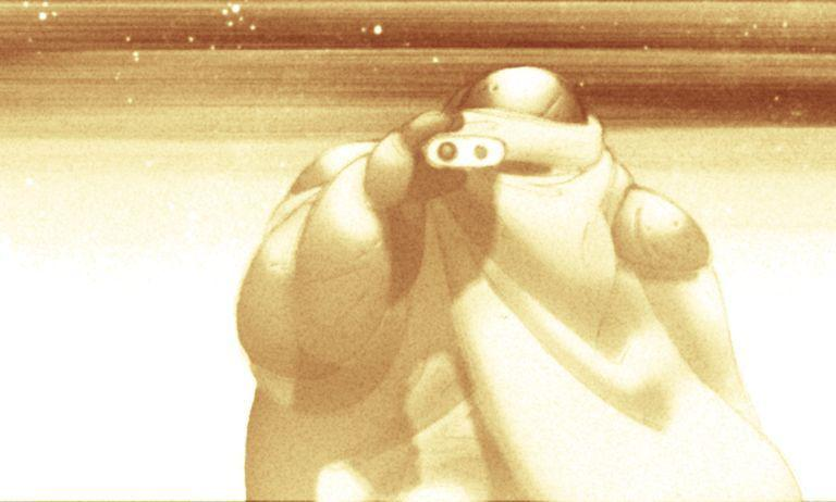 Krok International Animated Film Festival  - 2003