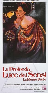La Messe dorée - Poster Italie