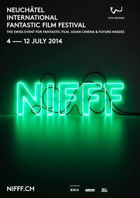 Festival Internacional de Cine Fantástico de Neuchatel - 2014