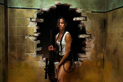 Colombiana - © Magali Bragard / Carlos Somonte / Ken Browar / Europacorp / Tf1 Films Productions / Grive Productions