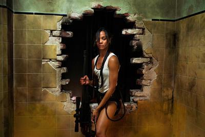 Colombiana - © Magali Bragard / Carlos Somonte / Ken Browar / Europacorp / Tf1 Films Productions / Grive Productions