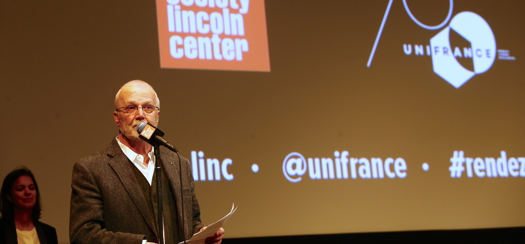 """Russell Banks in his """"Ambassadors"""" speech at the 24th Rendez-Vous"""
