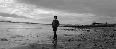 The Sea Behind Me