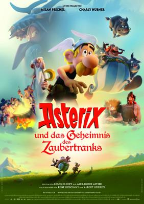 Astérix: The Secret of the Magic Potion - Poster - Germany