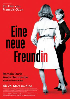 The New Girlfriend - Poster - Germany