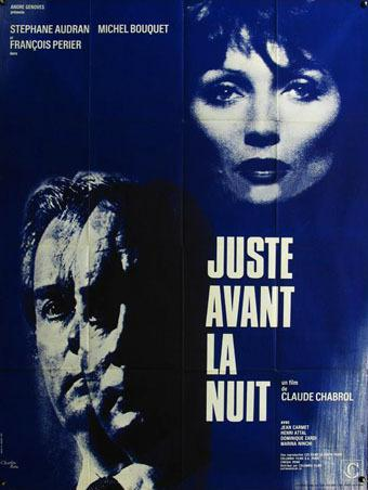 Image result for Just Before Nightfall movie poster 1971