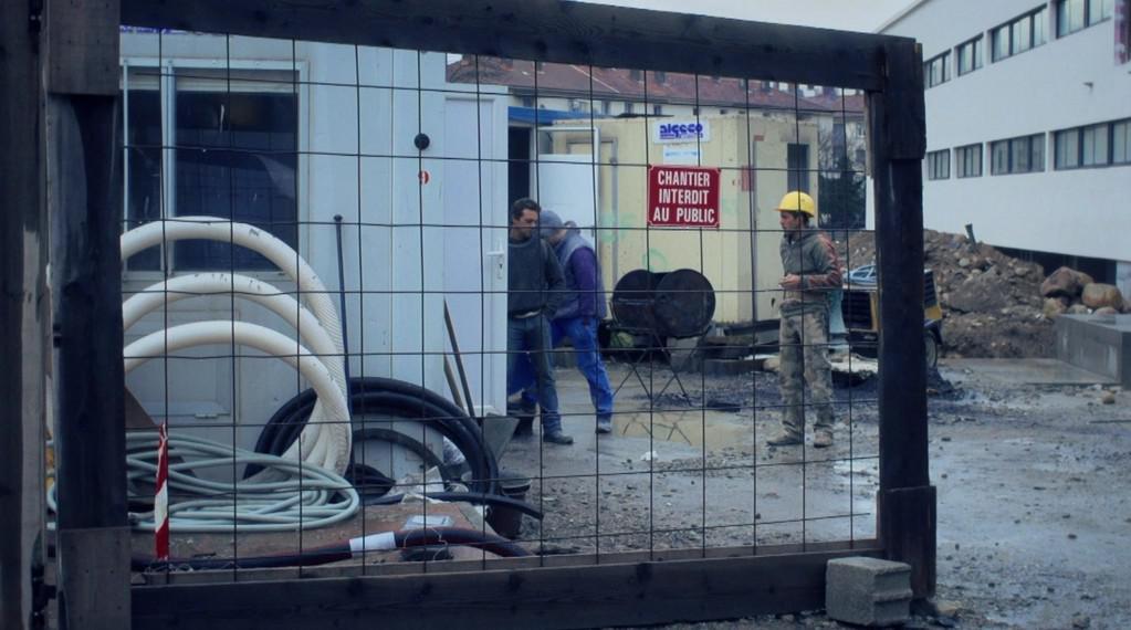 La Vie de chantier