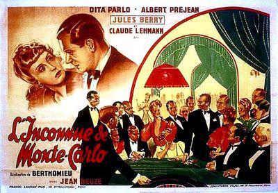 L'Inconnue de Monte Carlo