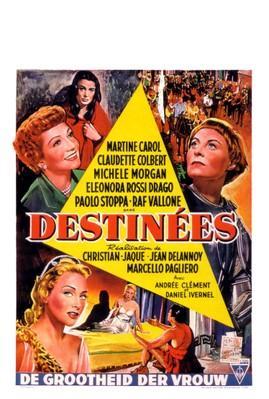Daughters of Destiny / Love, Soldiers and Women - Belgium