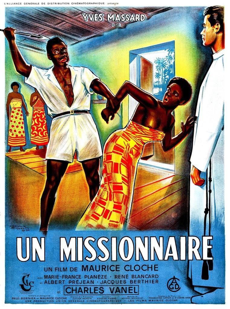 Un missionnaire