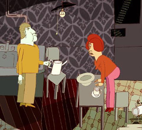 Krok International Animated Film Festival  - 2004