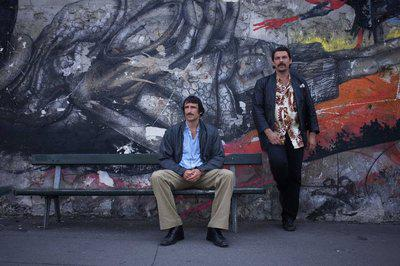 Claudio et Felipe