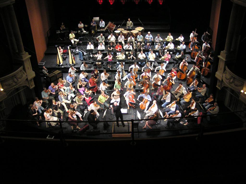 Couleurs d'orchestre
