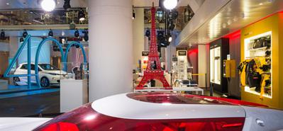 MyFrenchFilmFestival podrá verse en la Boutique Renault de los Campos Elíseos