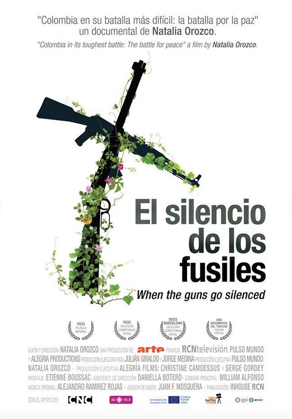 El Silencio de los fusiles