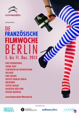 Semana de Cine Francés de Berlín - 2013