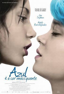 Blue is the Warmest Color - Poster - Brazil