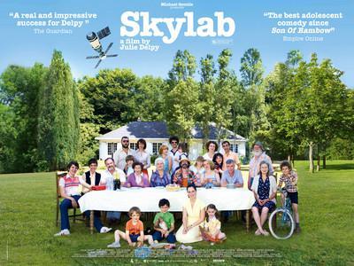 The Skylab - Poster - The United Kingdom