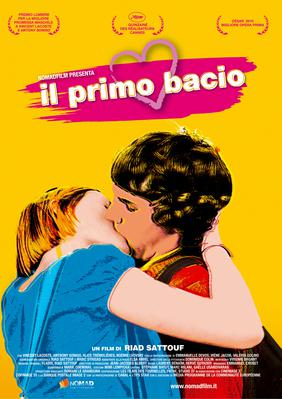 The French Kissers - Poster - Italie