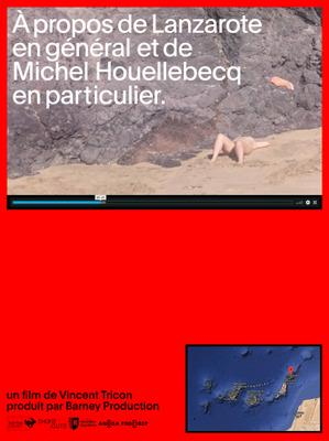 About Lanzarote in General and Michel Houellebecq in Particular