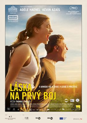 Les Combattants - Poster - Slovakia