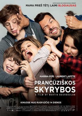 Papa ou maman - Poster - Lithuania